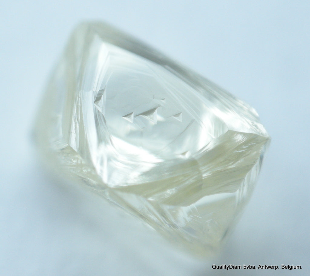 Clean Diamond Recently Mined Out Beautiful Natural, Rough Diamond Uncut Gemstone