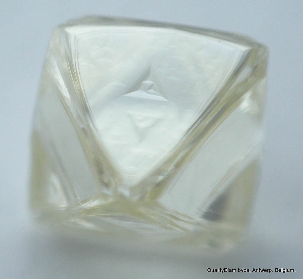 For Rough Diamonds Jewelry: 0.81 Carat I Flawless Diamond Ready To Set