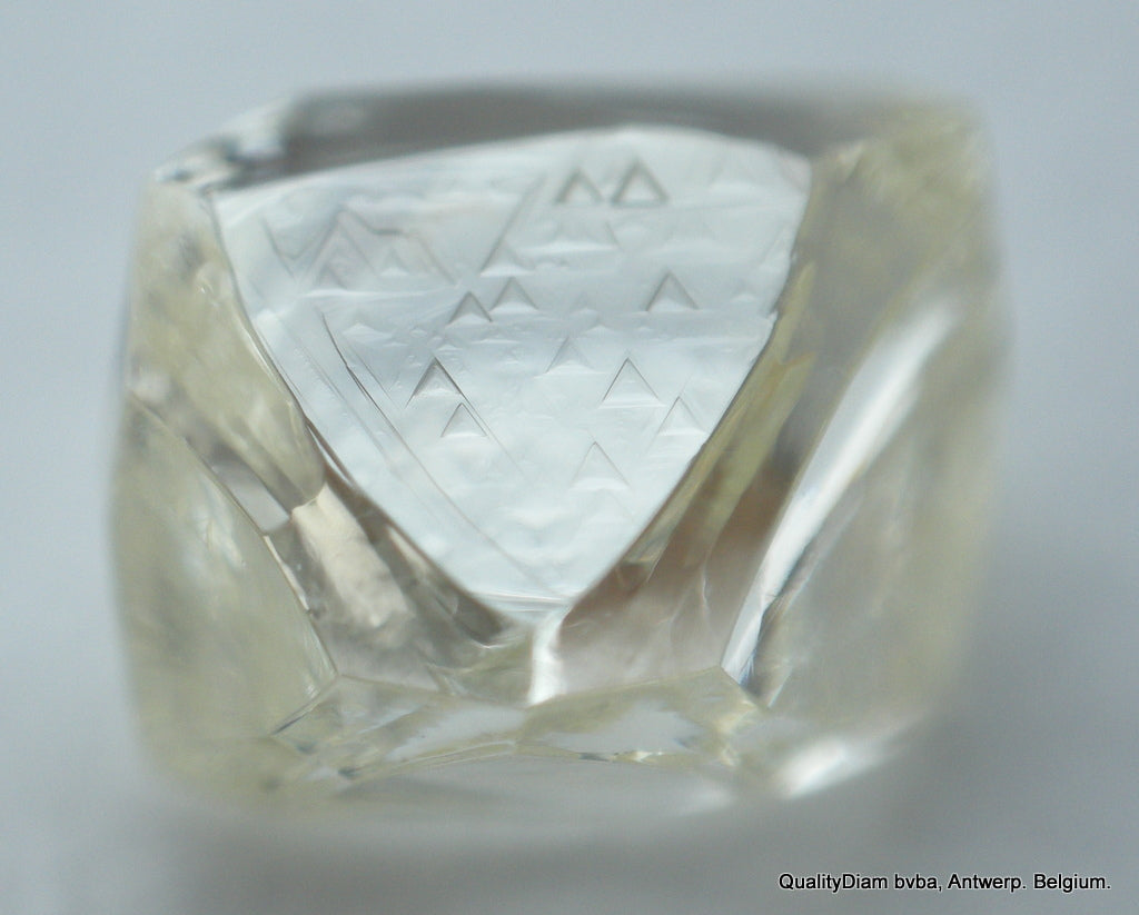 Buy Now & Enjoy Life Time As A Diamond Is Forever. 0.89 Carat H Vs2 Octahedron