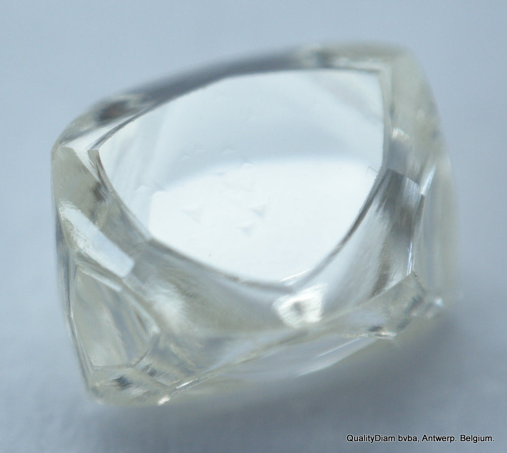 For Rough Diamonds Jewelry: H Flawless 1.01 Carat Beautiful Rough Diamond