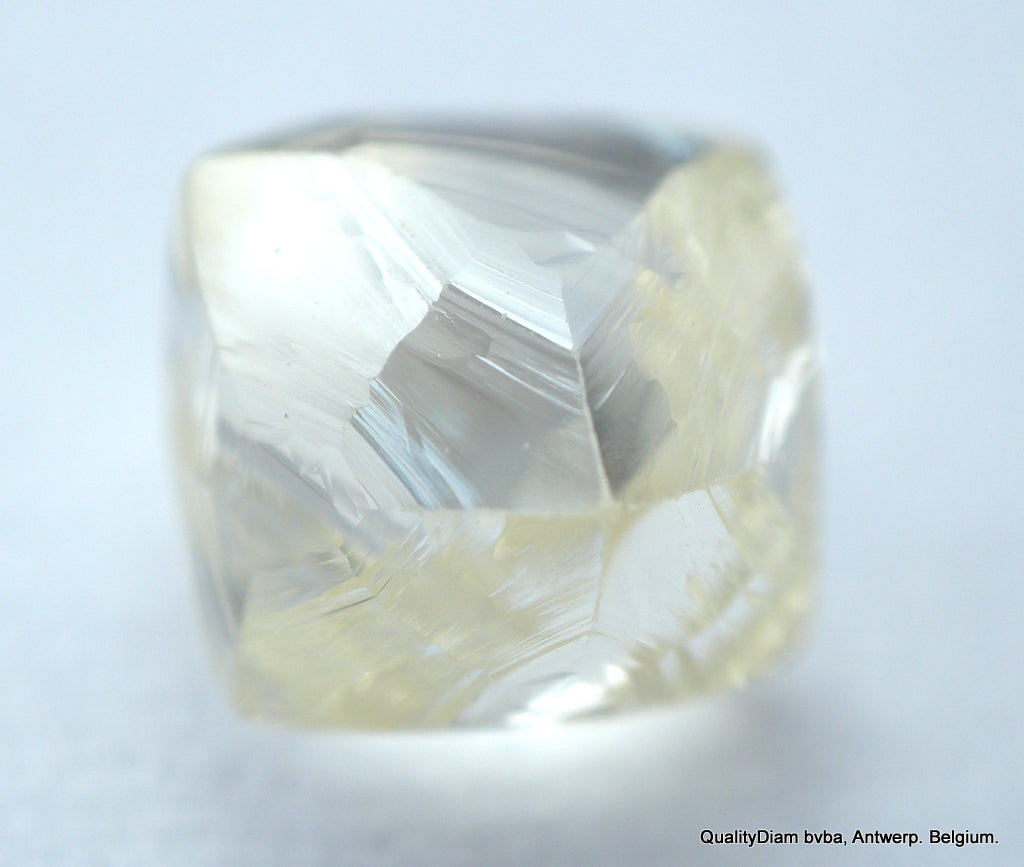 FOR UNCUT DIAMOND JEWELRY, 1.07 CARAT I VVS2 GEM DIAMOND OUT FROM DIAMOND MINE.