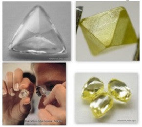 Natural diamond: nature's miracle, wearer's pride