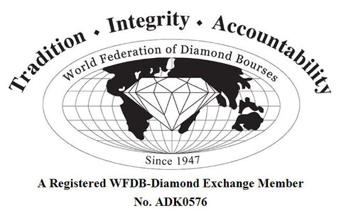 Registered WFDB Diamond Exchange Member
