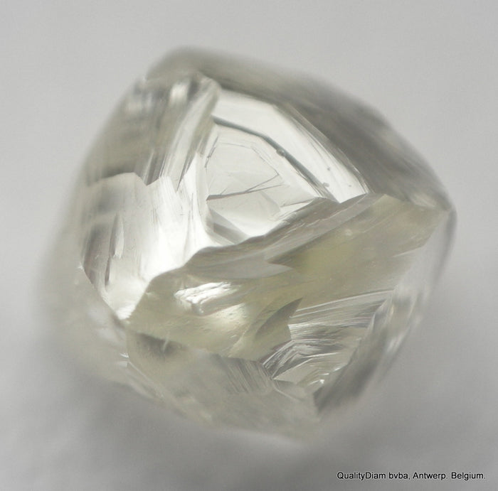 0.18 Carat I Vvs1 Rough Diamond Uncut Natural Real Diamond Out From Diamond Mine
