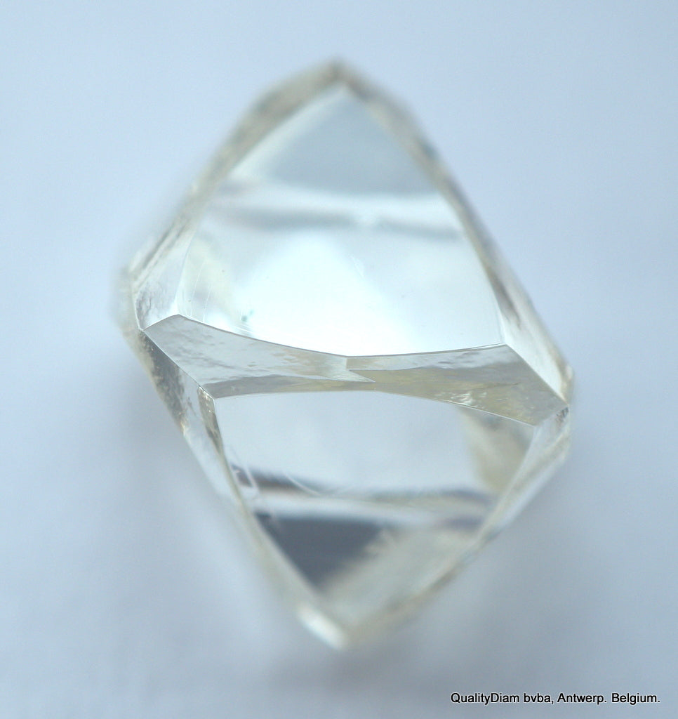 1.16 CARAT H VS1 BEAUTIFUL DIAMOND CRYSTAL FOR ROUGH DIAMOND JEWELRY
