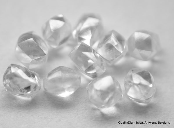 Raw Rough Diamond And Quotes: 1.23 Carat High Quality Natural Diamonds Uncut Raw Rough
