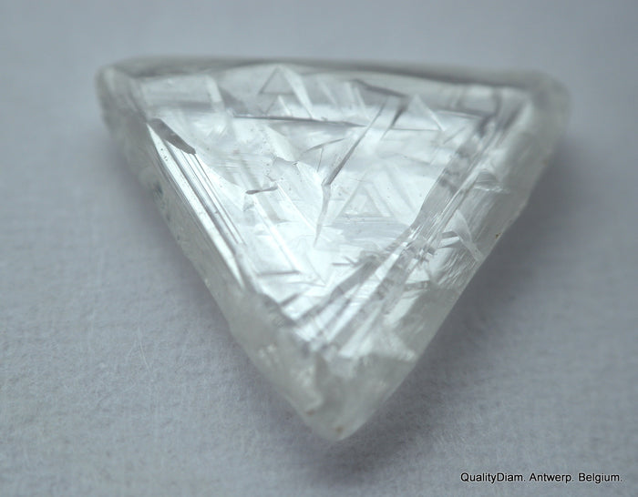 diamond out from a diamond mine
