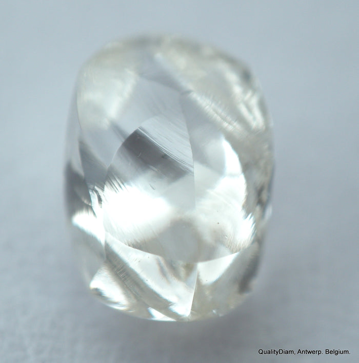 raw diamond