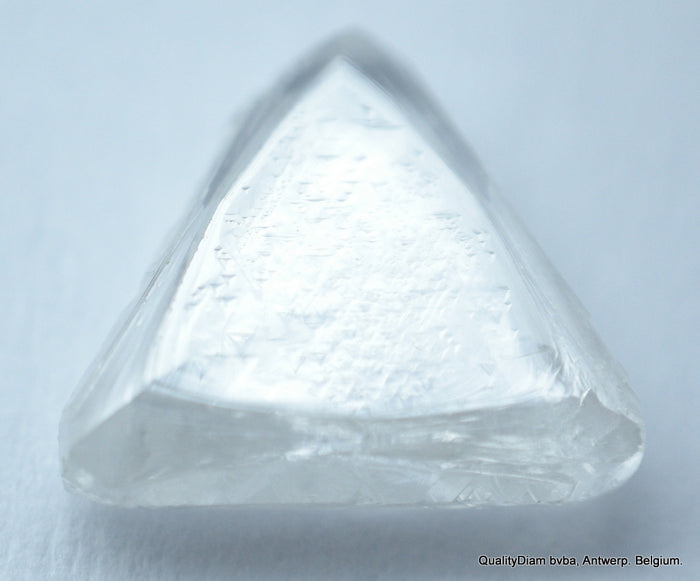 triangle shape natural diamond