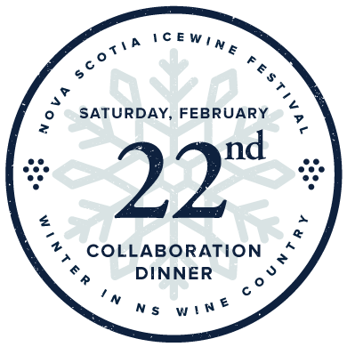 Winery Collaboration Dinner - February 22nd 6pm