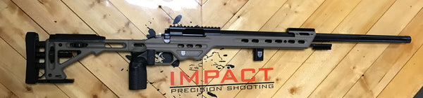 6MM Creedmoor - Impact 737R/MPA BA Competition Chassis FDE