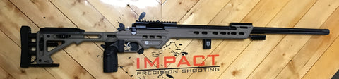 6MM Lapua Dasher - Impact 737R/MPA BA Competition Chassis FDE