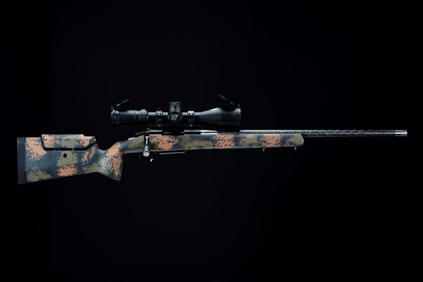 Long Range Hunting Rifle - 6.5 PRC (scope not included at this price)