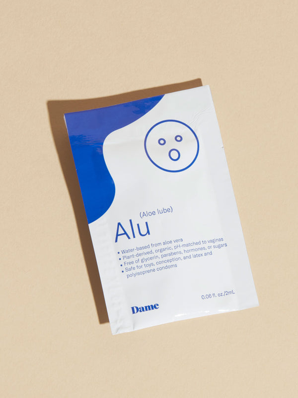 Alu 2mL Packets