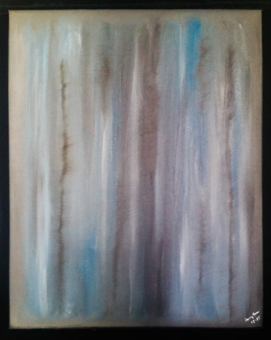 Abstract in Oils - Creations by Tammy