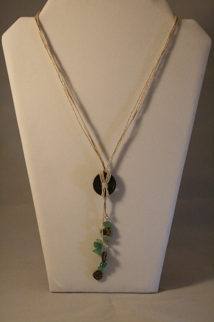 A Touch of the Orient Necklace - Creations by Tammy - 1