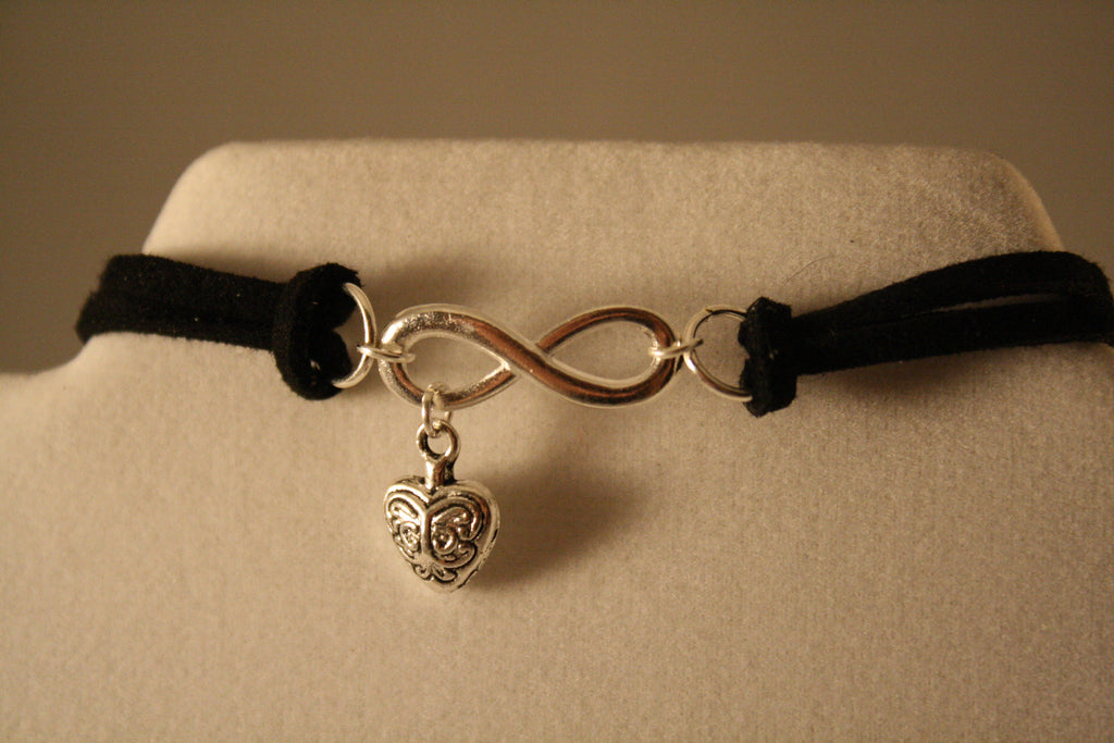 Infinity Heart Bracelet - Creations by Tammy