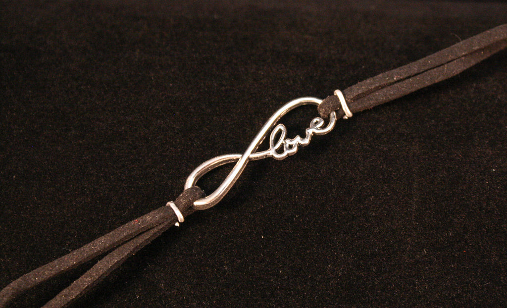Love Infinite Bracelet - Creations by Tammy - 1