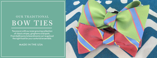 Bows - Stripes & Spots