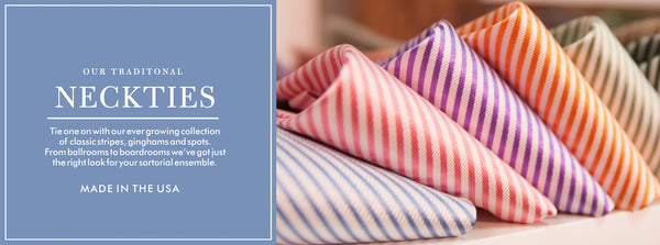 Ties - Stripes and Spots