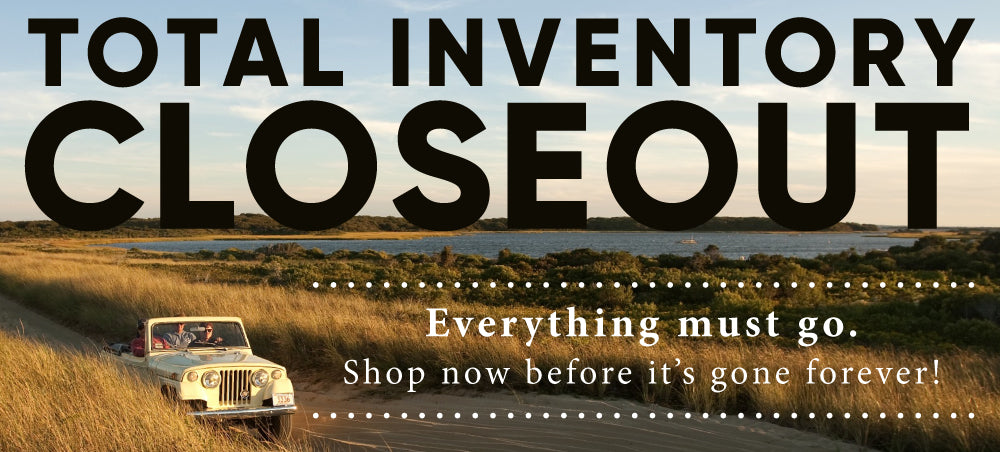 Total Inventory Closeout Sale