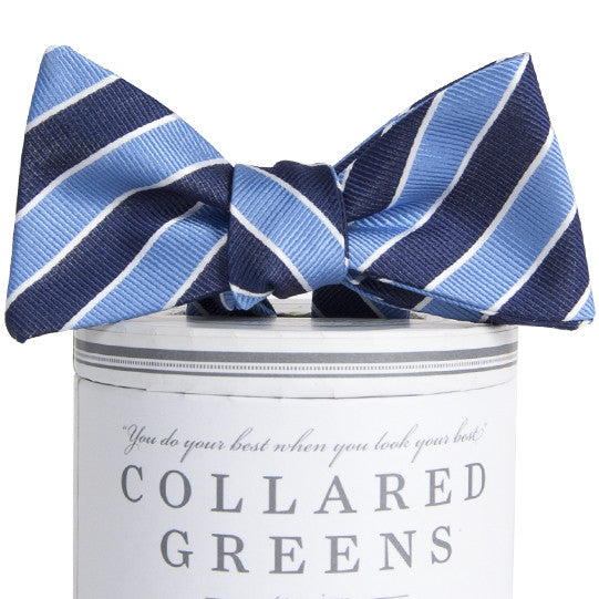 Charles Bow Tie Bow Ties - Collared Greens American Made