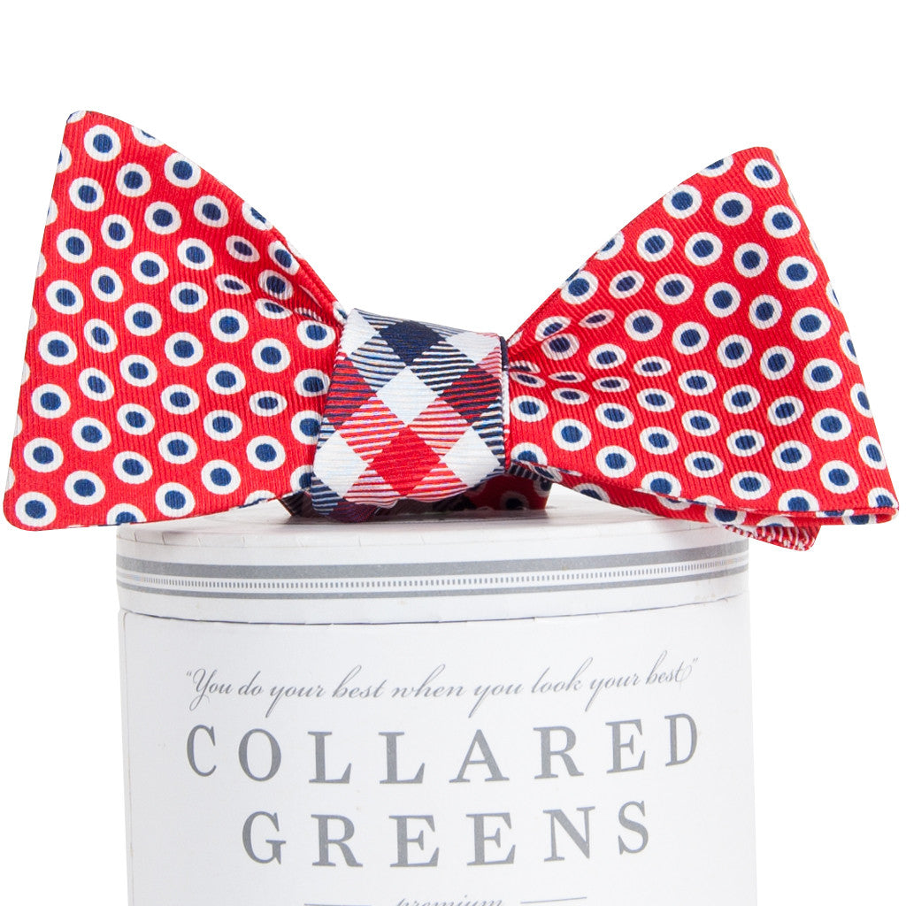 The Rebel Mixer Bow Tie