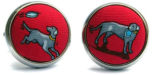 Lab Results: Cufflinks - Red