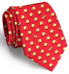 Clay Day: Boys Tie - Red