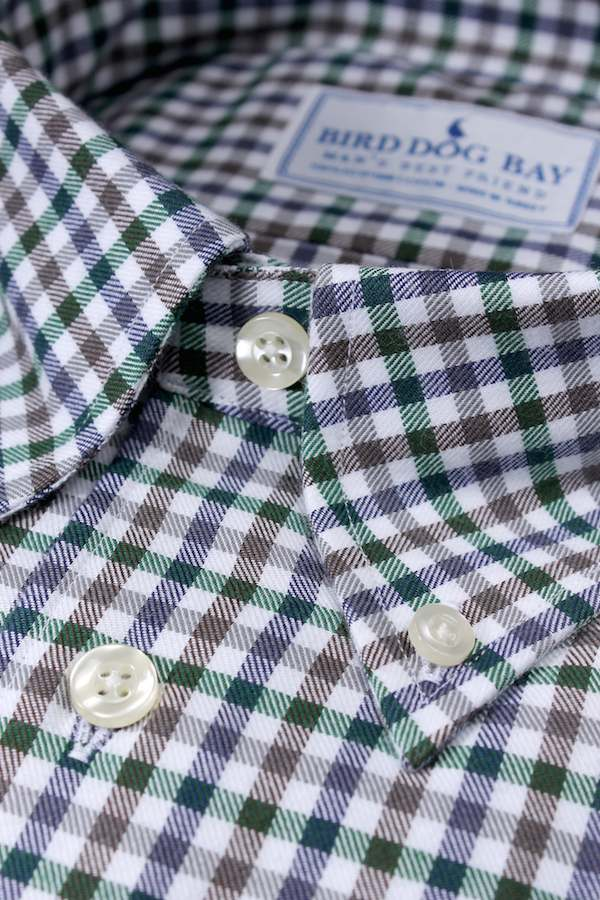 Bristol: Button Down Shirt