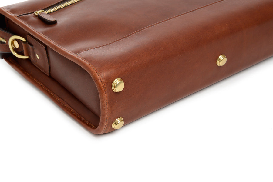 Sawyer: Briefcase - Leather