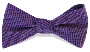 Sudbury Solid: Bow Tie - Purple