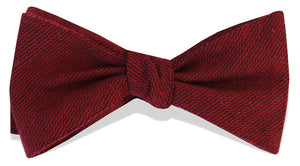 Sudbury Solid: Bow Tie - Red