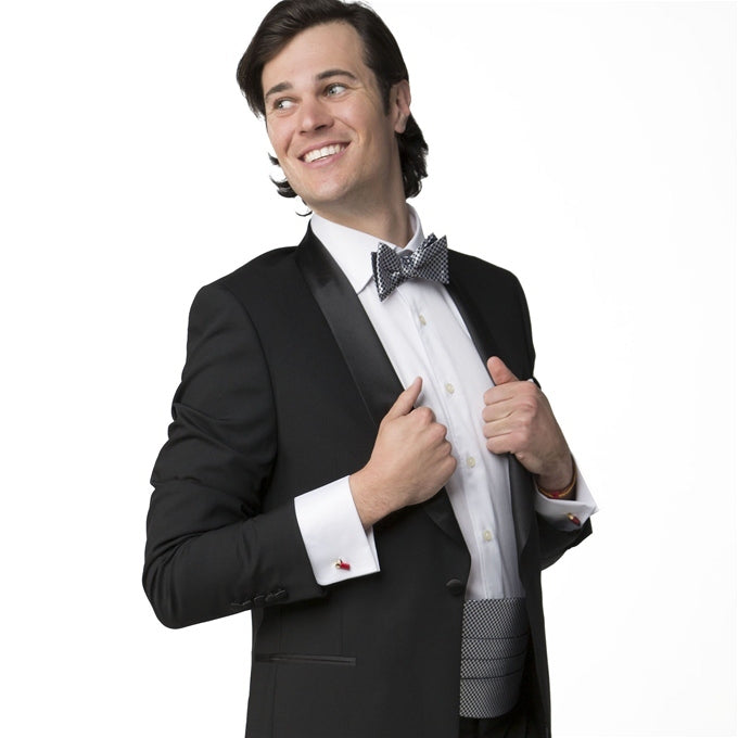 Surprise Party: Cummerbund Set - Mint