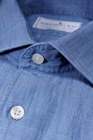 Wellington: Chambray Shirt - Spread