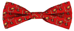 It's Good: Boys Bow Tie - Red