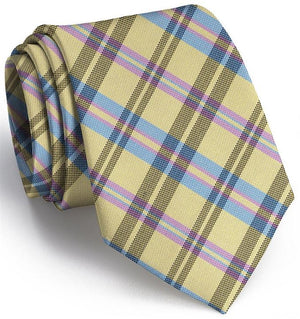 Paddock Plaid: Extra Long - Yellow