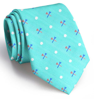 Tee Time: Tie - Mint