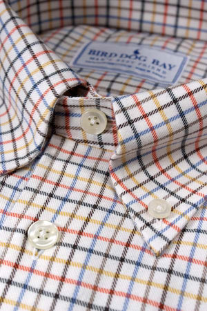 Ludlow: Button Down Shirt