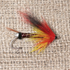 American Made Collared Greens Fly Fishing Lapel Pins Orange|Red|Yellow Made in the USA