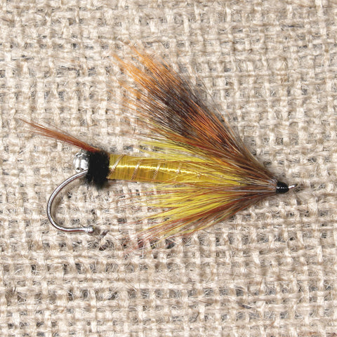American Made Collared Greens Fly Fishing Lapel Pins Brown|Orange|Yellow Made in the USA