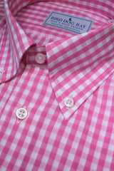 Hamilton: Button Down Shirt - Pink