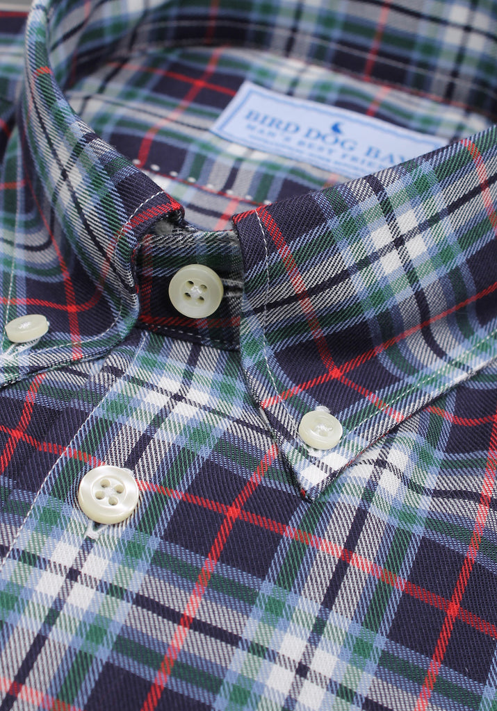 Cunningham: Button Down Shirt
