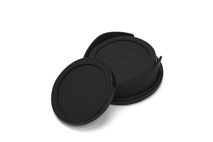 Frost: Coasters - Black