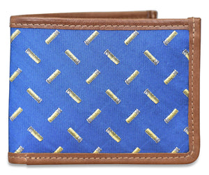 American Made Collared Greens Wallets Blue Made in the USA