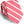 Load image into Gallery viewer, American Made Collared Greens Tie Coral Made in the USA