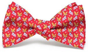 American Eagle: Bow Tie - Red