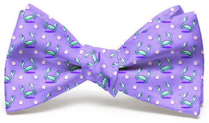 In a Pinch: Bow Tie - Violet