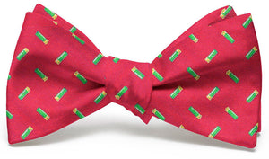 Shotgun Shells Club: Bow Tie - Red