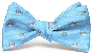 Tortoise and Hare Club: Bow Tie – Light Blue